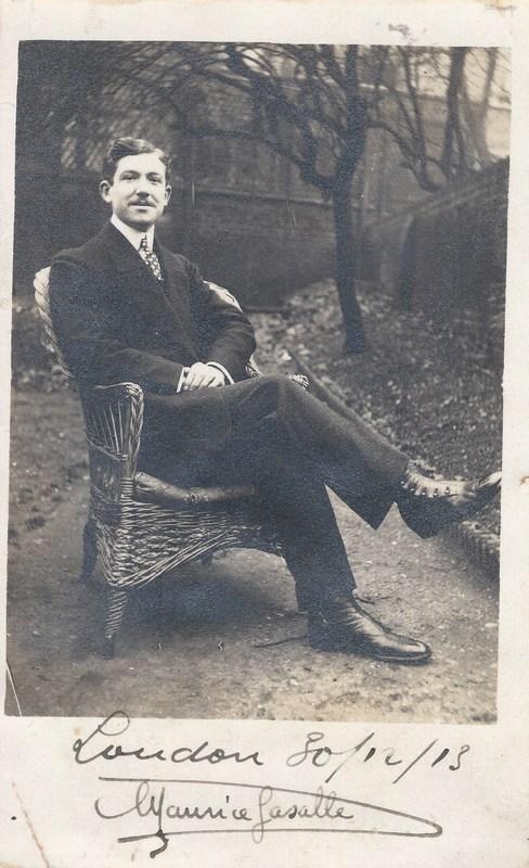 Maurice Lasalle